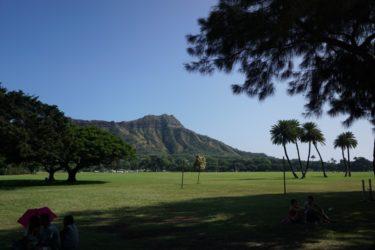 HAWAII 2016 ① ホノルル