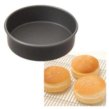ハンバーガーバンズ型